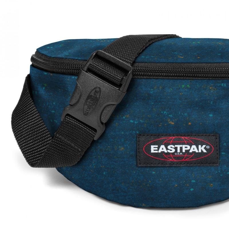 Eastpak Bæltetaske Springer Sort/blå 4