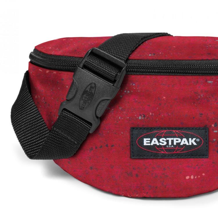 Eastpak Bæltetaske Springer Bordeaux m/sort 4