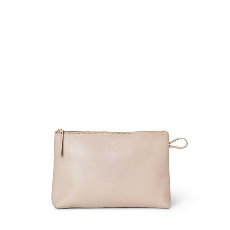 Stolbjerg Clutch Taupe 1