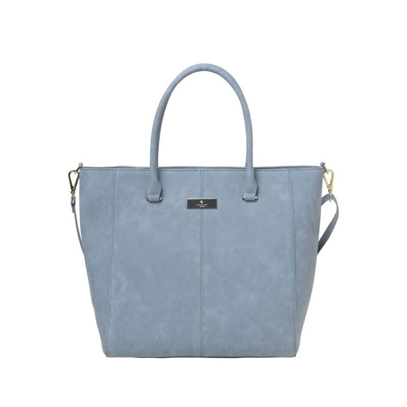 Rosemunde Shopper  Blå 1