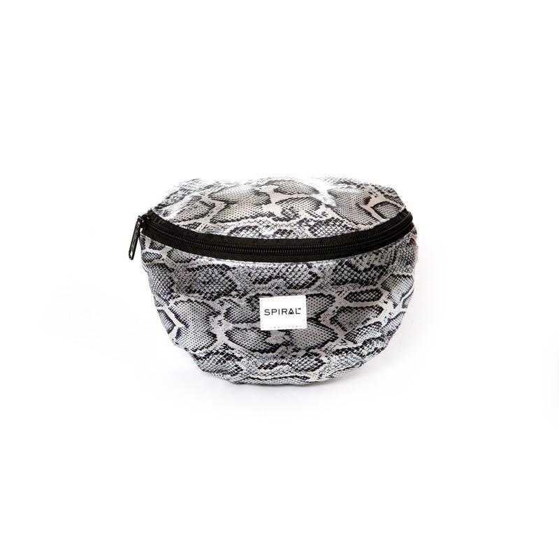 Spiral Bæltetaske Platinum Snake 1