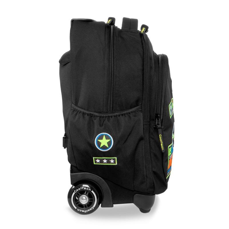 Coolpack Trolley Rygsæk Junior Sort 2