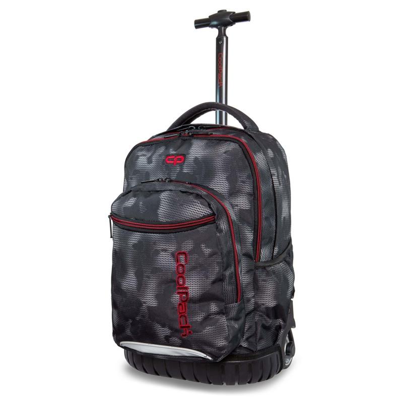Coolpack Trolley Rygsæk Swift XL Grå/rød 1