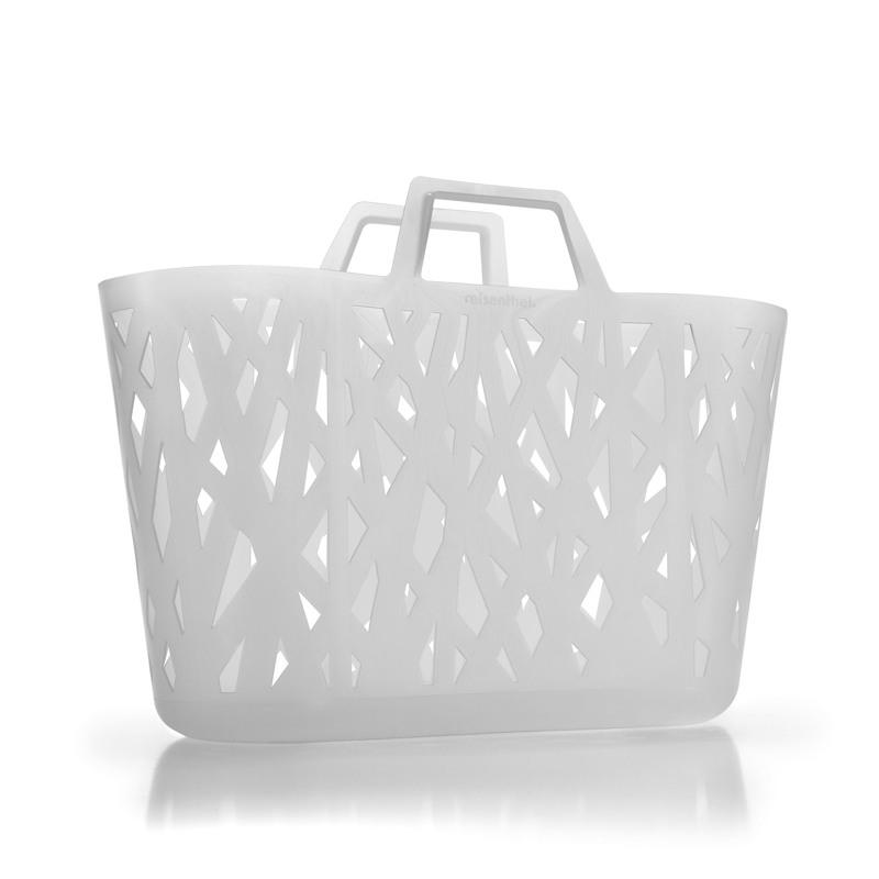 Reisenthel Shopper Nestbasket Transparent 1