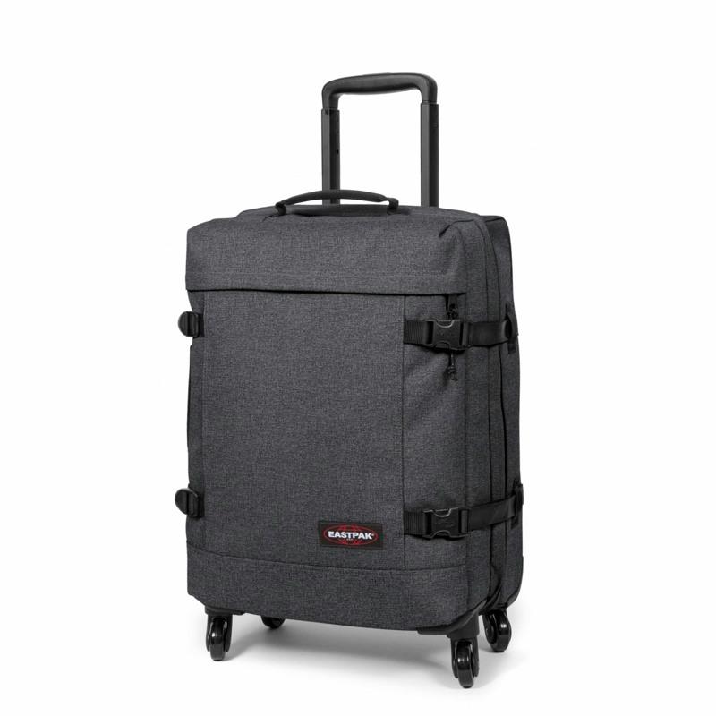 Eastpak Kuffert Trans4 Black denim 2