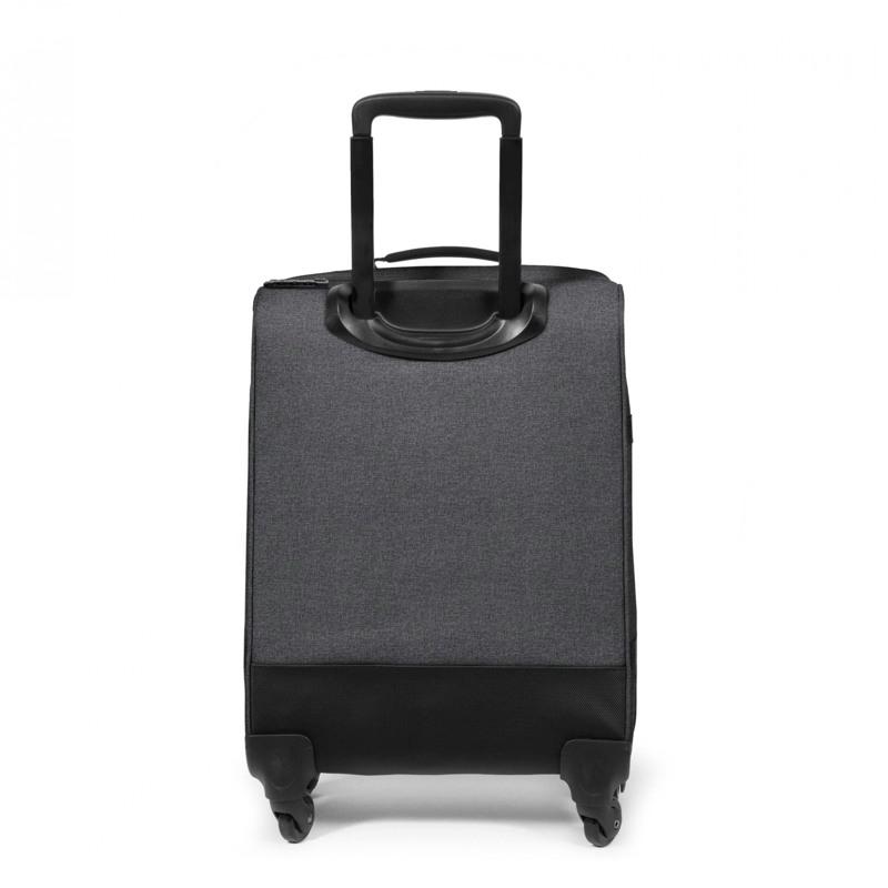 Eastpak Kuffert Trans4 Black denim 4