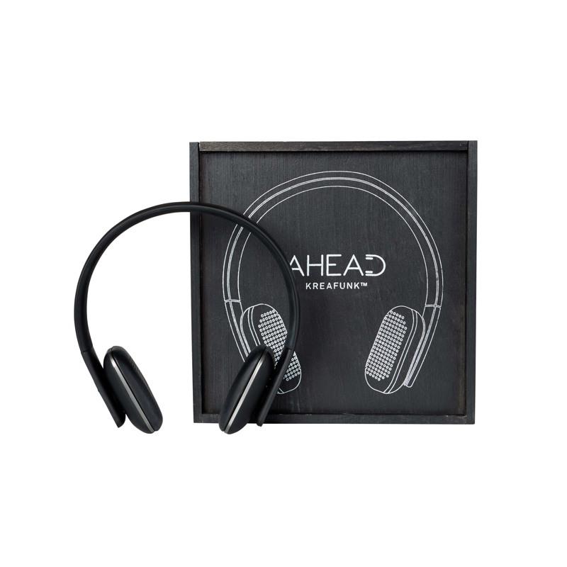 Kreafunk Høretelefoner Bluetooth aHEAD Sort 3