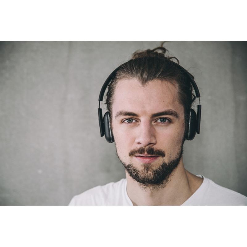 Kreafunk Høretelefoner Bluetooth aHEAD Sort 5