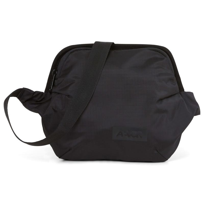 Aevor Bæltetaske Hip Bag Plus Sort 1