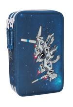 Beckmann Penalhus Spaceship 3-lags Blå