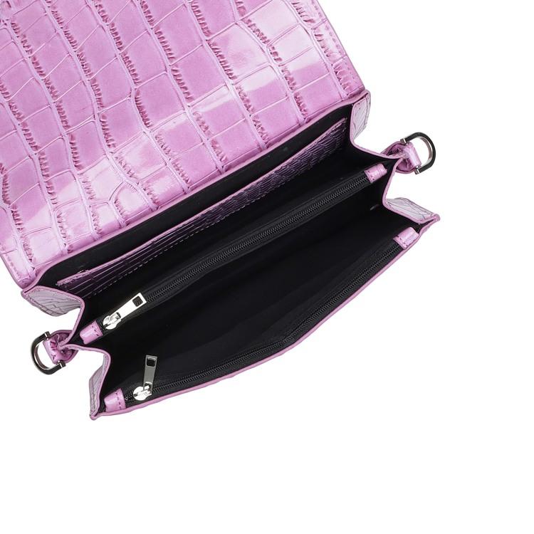Unlimit Skuldertaske Rosemary   Lavendel 2