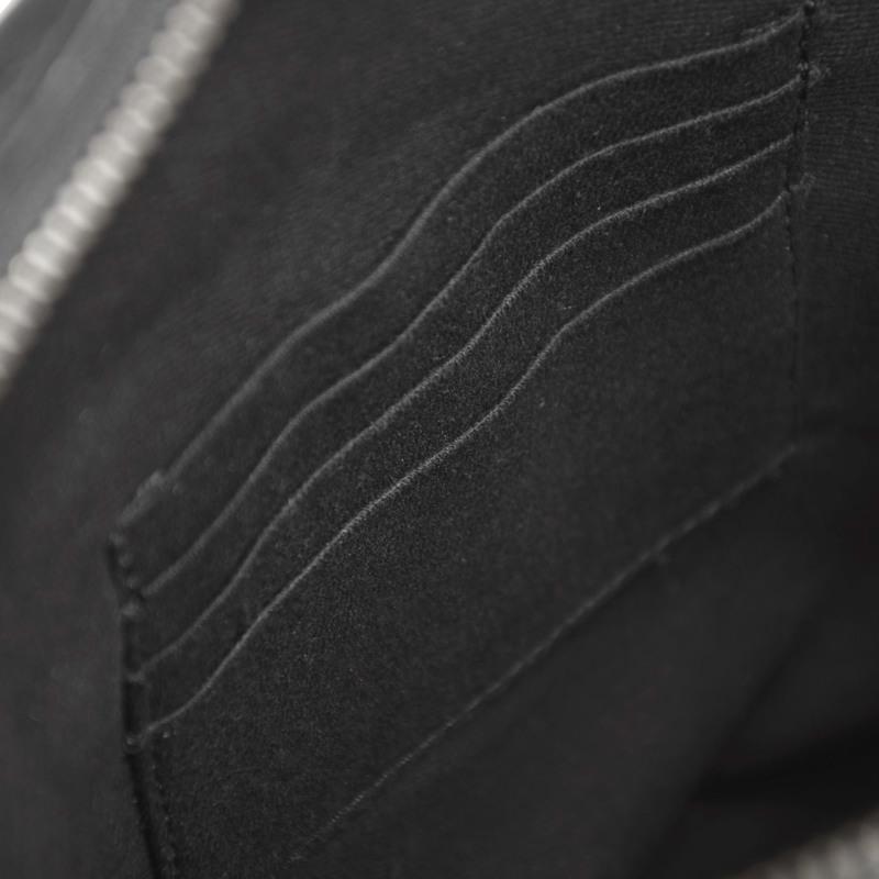 Still Nordic Skuldertaske Clean Zip  Sort 10