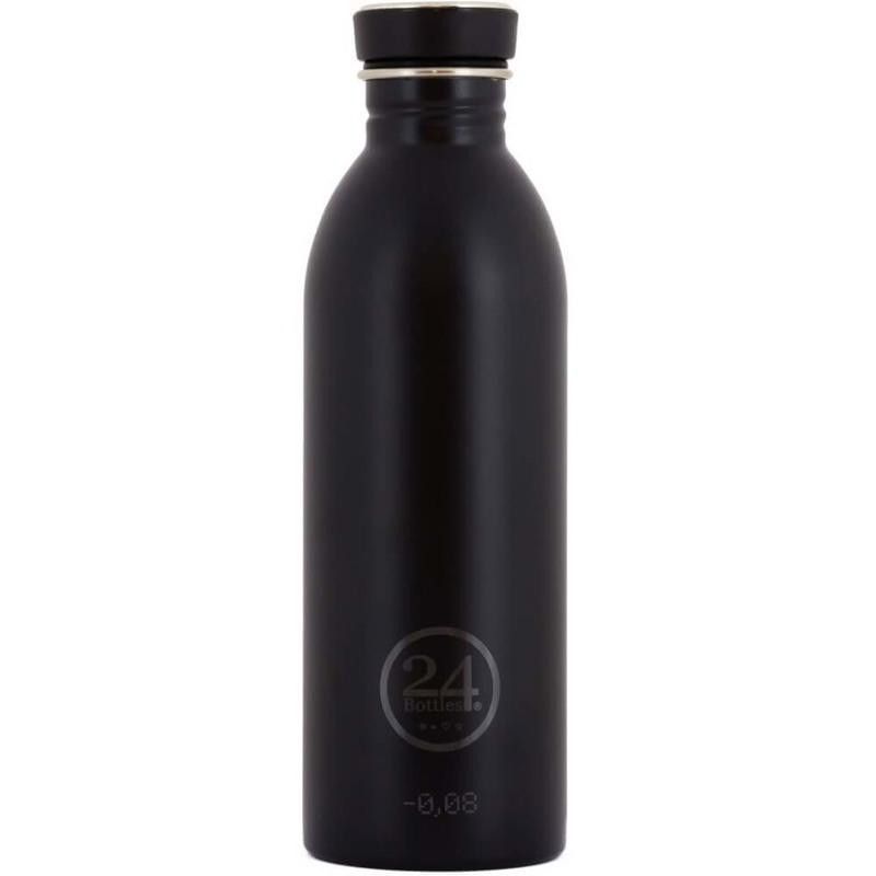 24Bottles Drikkeflaske Urban Bottle Sort 1
