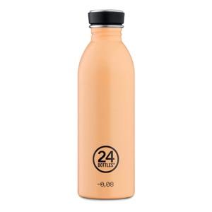 24Bottles Drikkeflaske Urban Bottle Fersken