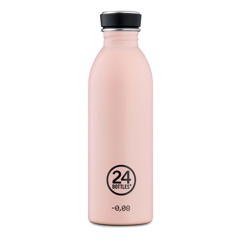 24Bottles Drikkeflaske Urban Bottle Sart Rosa 1