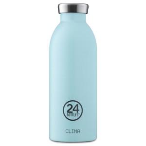24Bottles Termoflaske Clima Bottle  Lyseblå