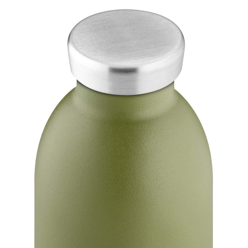 24Bottles Termoflaske Clima Bottle  Oliven 2