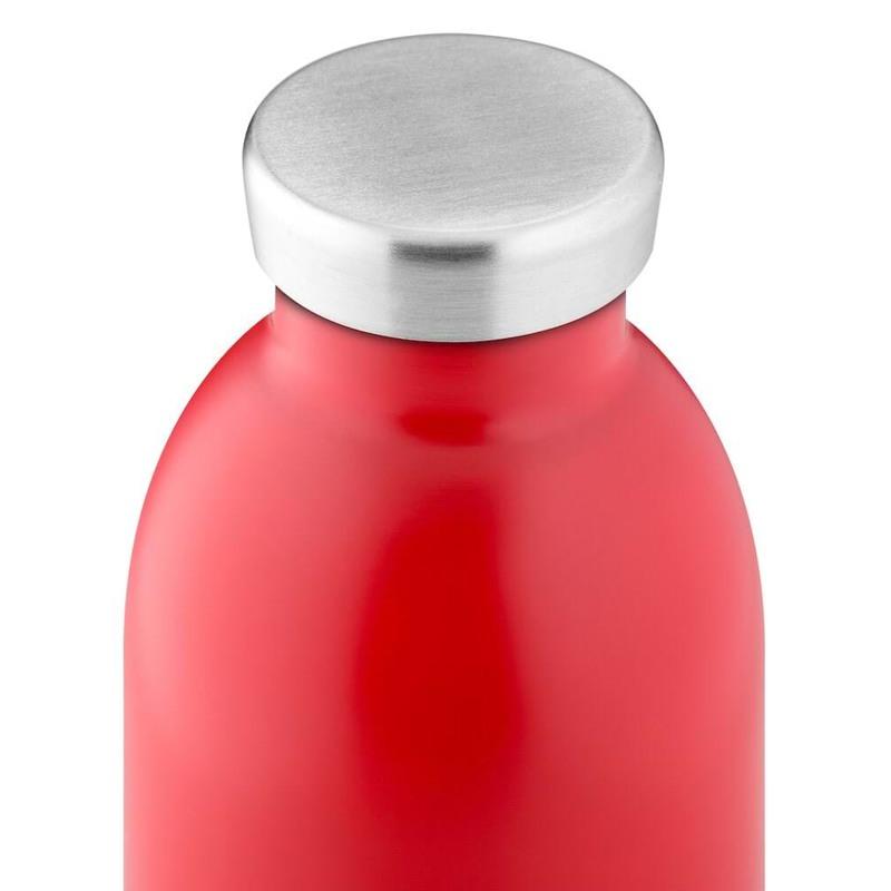 24Bottles Termoflaske Clima Bottle  Rød 3