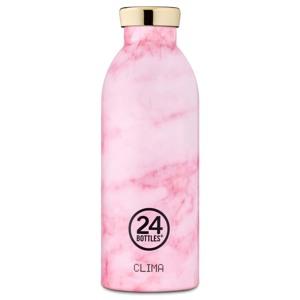 24Bottles Termoflaske Clima Bottle Lyserød