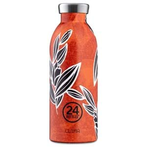24Bottles Termoflaske Clima Bottle  Orange