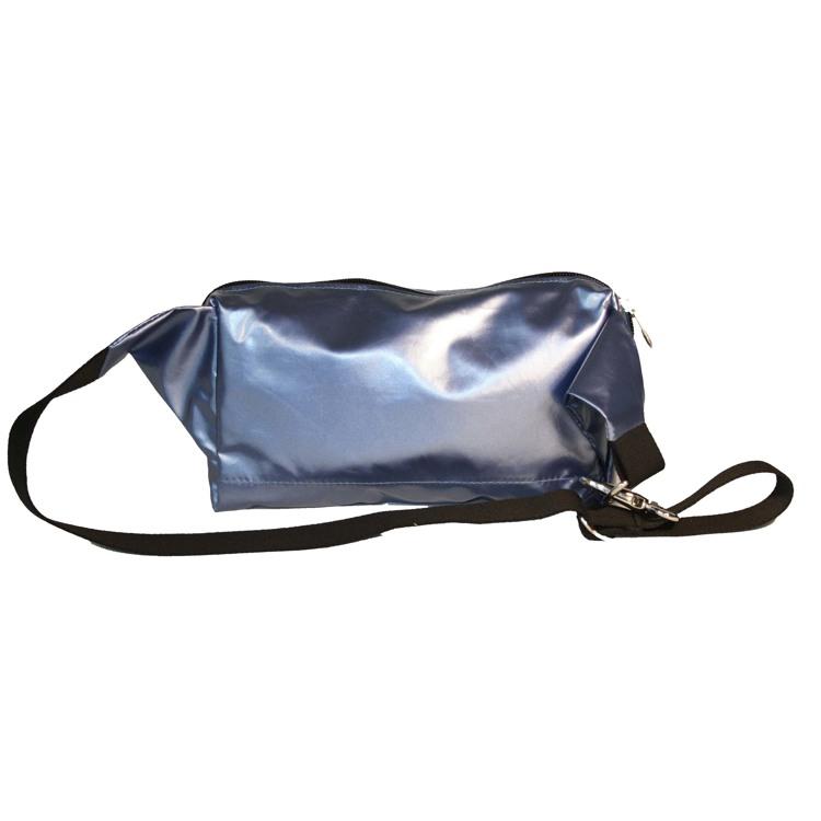 Bæltetaske Bloom M. blå 2