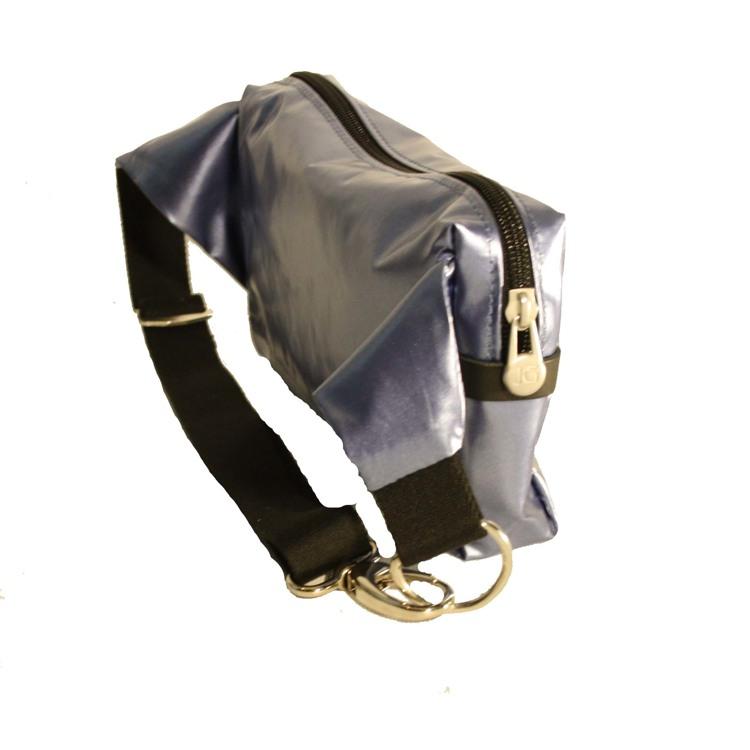 Bæltetaske Bloom M. blå 3