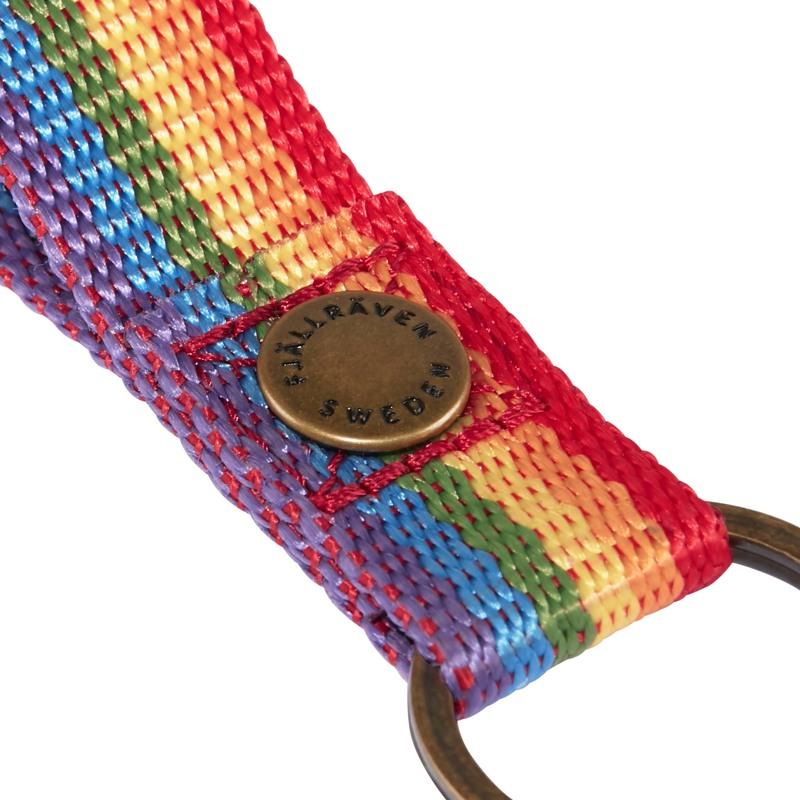 Fjällräven Nøglering Kånken Rainbow Multi 2