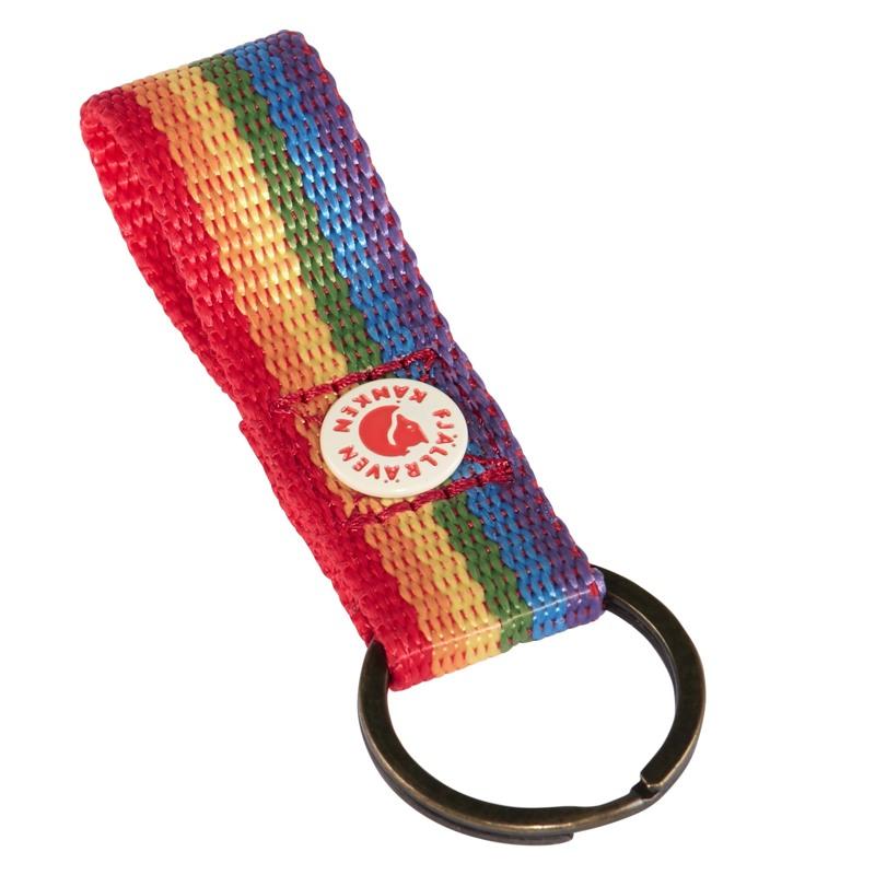 Fjällräven Nøglering Kånken Rainbow Multi 3