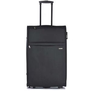 Aries Travel Kuffert Valencia 75 Cm Sort