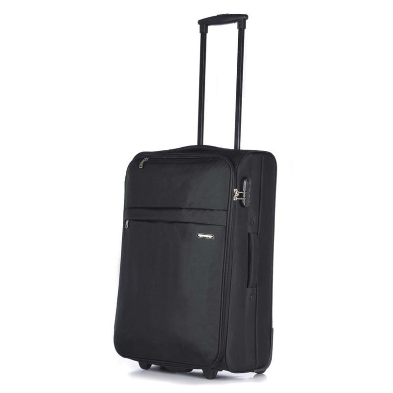 Aries Travel Kuffert Valencia Sort 2