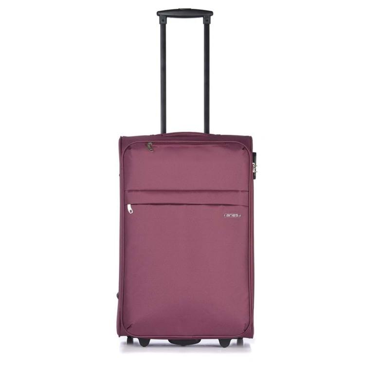 Aries Travel Kuffert Valencia Lilla/pink 1