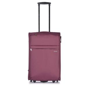 Aries Travel Kuffert Valencia 65 Cm Lilla/pink