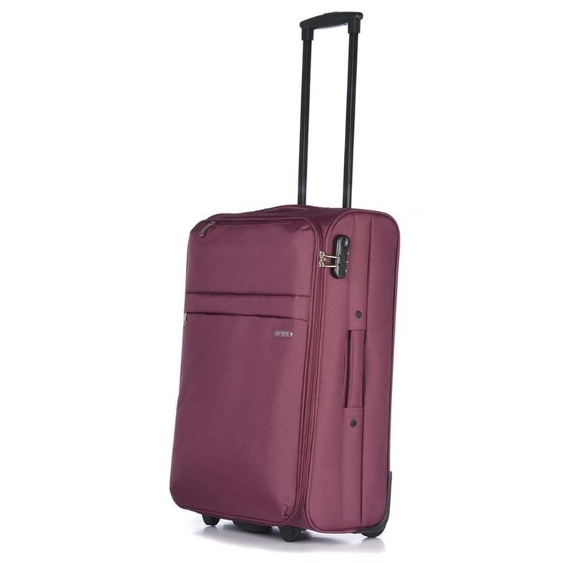 Aries Travel Kuffert Valencia Lilla/pink 2