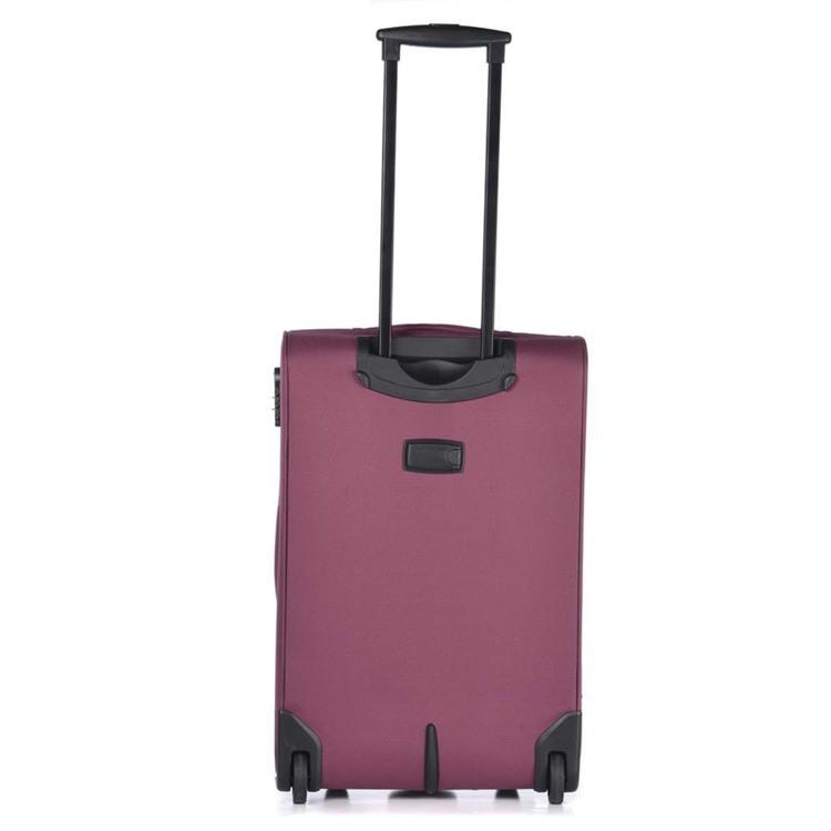 Aries Travel Kuffert Valencia Lilla/pink 3