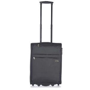 Aries Travel Kuffert Valencia 55 Cm Sort