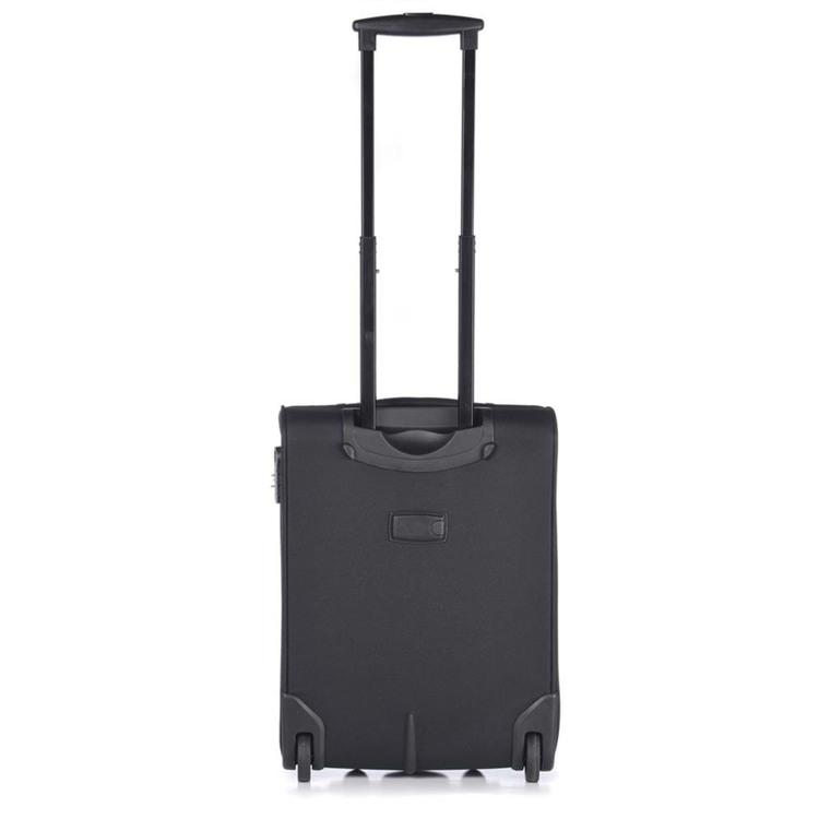 Aries Travel Kuffert Valencia Sort 3