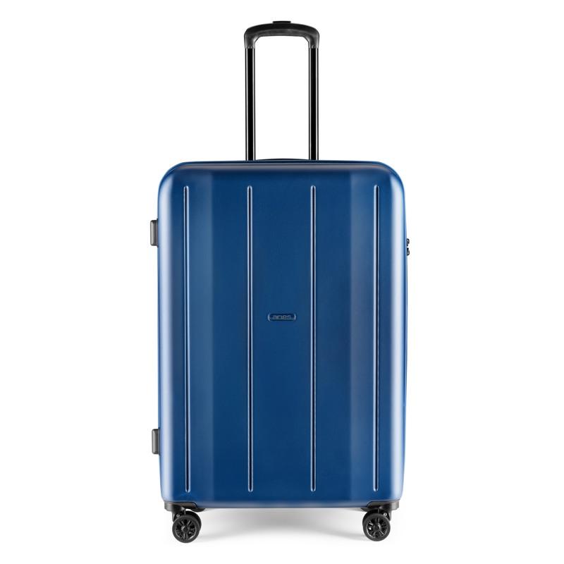 Aries Travel Kuffert Palermo Blå 1