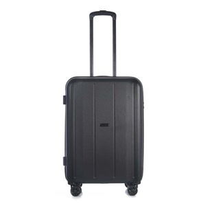 Aries Travel Kuffert Palermo 65 Cm Sort