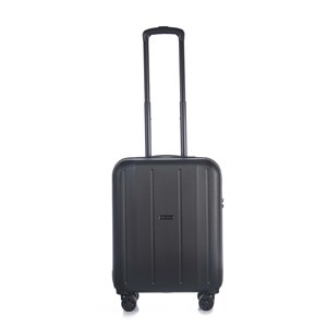 Aries Travel Kuffert Palermo 55 Cm Sort
