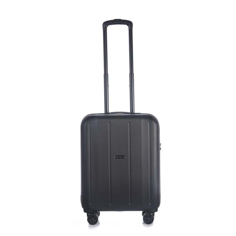 Aries Travel Kuffert Palermo Sort 1