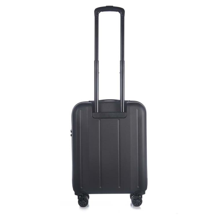 Aries Travel Kuffert Palermo Sort 3