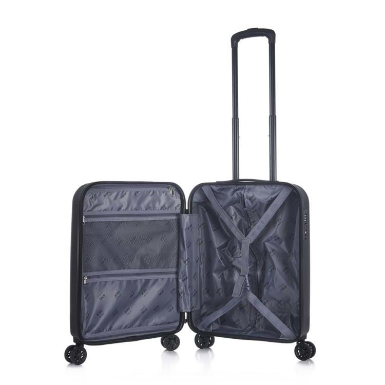 Aries Travel Kuffert Palermo Sort 4