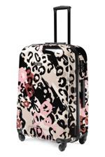 Aries Travel Kuffert Barcelona 75 Cm Lyserød