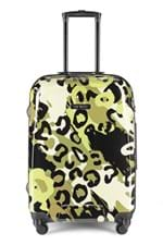 Aries Travel Kuffert Barcelona 65 Cm Grøn