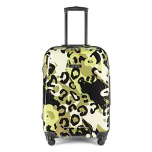 Aries Travel Kuffert Barcelona 65 Cm Grøn