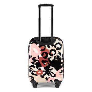 Aries Travel Kuffert Barcelona 55 Cm Pink mønstret alt image
