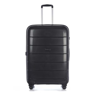 Aries Travel Kuffert Marbella 75 Cm Sort