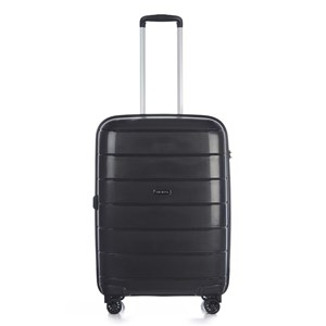 Aries Travel Kuffert Marbella 65 Cm Sort