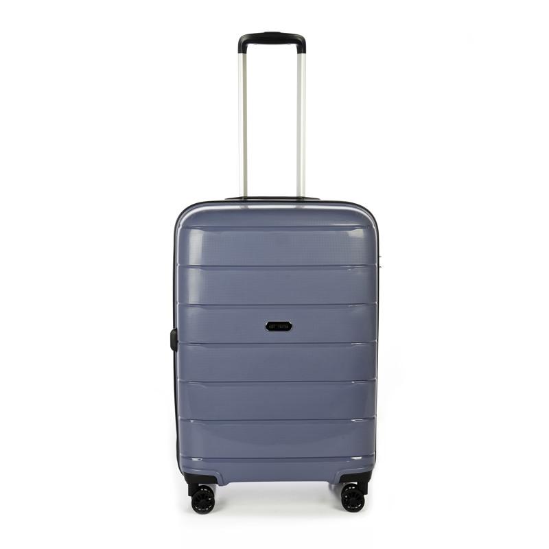 Aries Travel Kuffert Marbella Grå 1