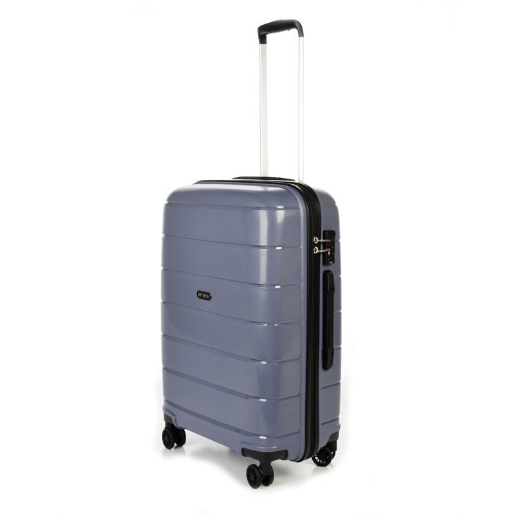 Aries Travel Kuffert Marbella Grå 3